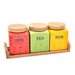 Βάζα για Καφέ, Ζάχαρη, Τσάι